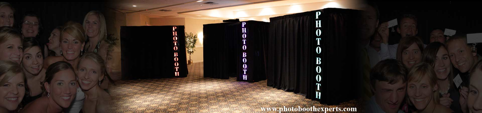 Multiple Photo Booths Available For Rent