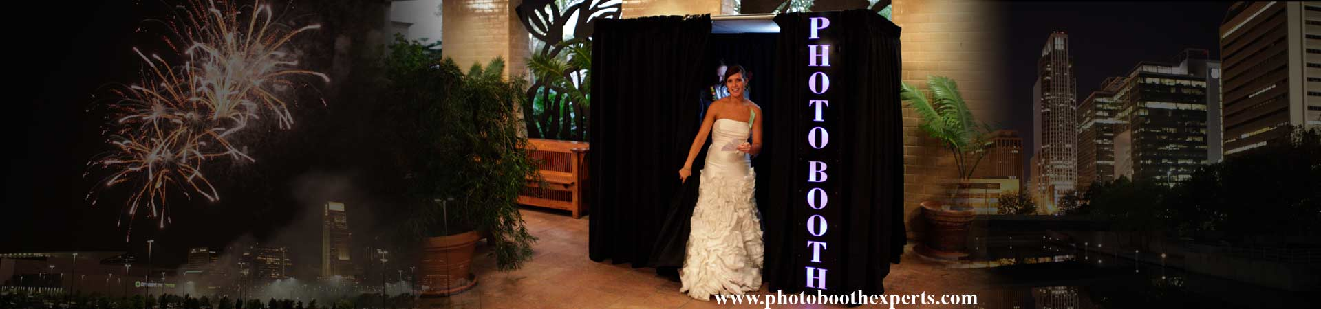 Luxury Photo Booth Rental Service