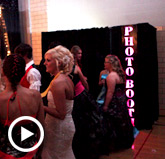 Photo Booth Rental for Proms